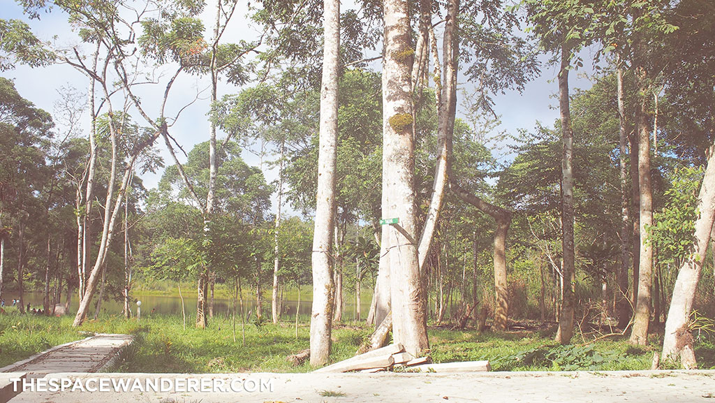 Danau Tambing camp