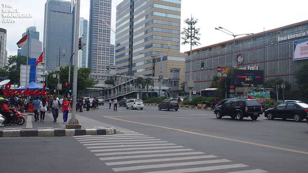 the street of Thamrin