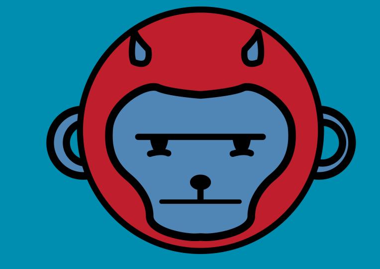 indifferent-monkey