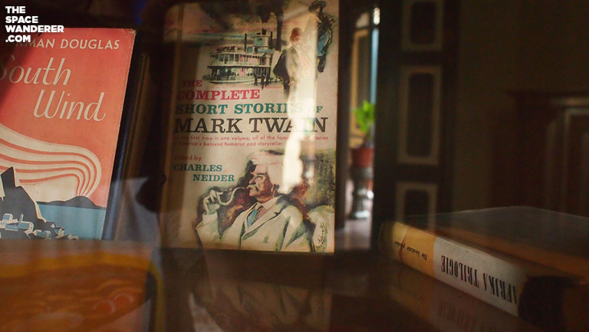 The complete short story of Mark Twain