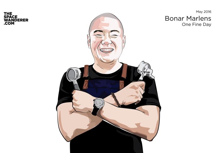 Bonar Marlens - One Fine Day Coffee