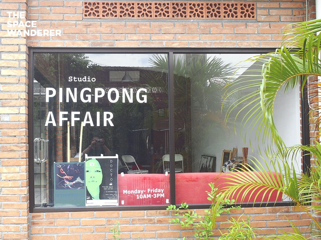 Pingpong Affair Jogjakarta