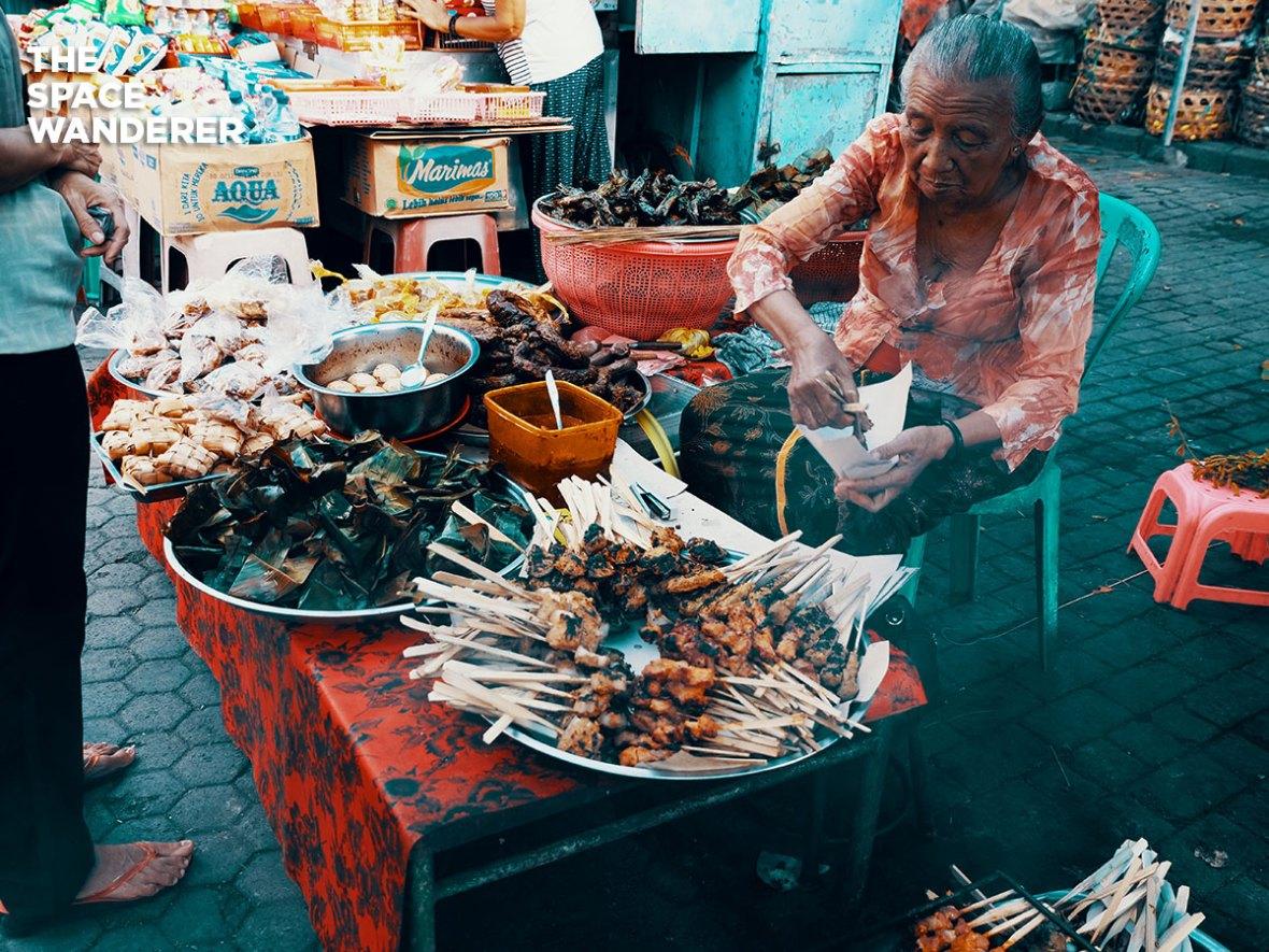 Sate Babi Pasar Senggol Gianyar