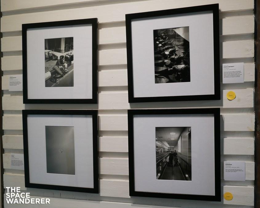 photography exhibition by Obat the Robot at Selatan, Kemang