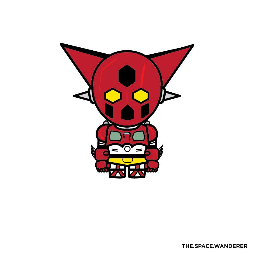 Getter Robo SD