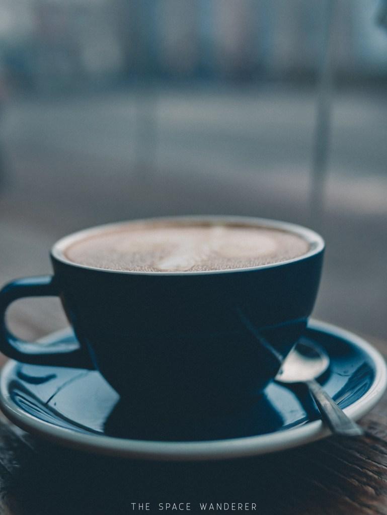 Cappuccino Lot 61 Amsterdam