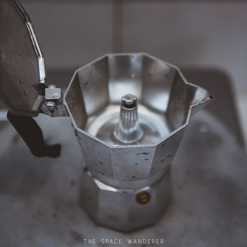 Cara membuat kopi hitam yang enak