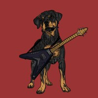Rottweiler & Flying V