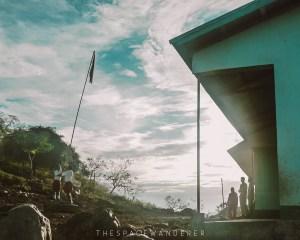 Sekolah pulau Kukusan, Labuan Bajo