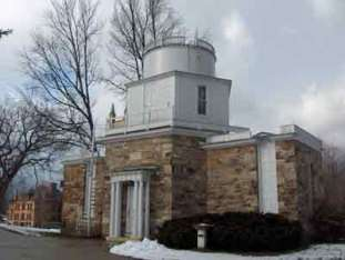Williams College Observatory, Williamstown, MA