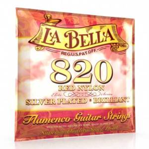 La Bella 820 Fla­menco Strings Set