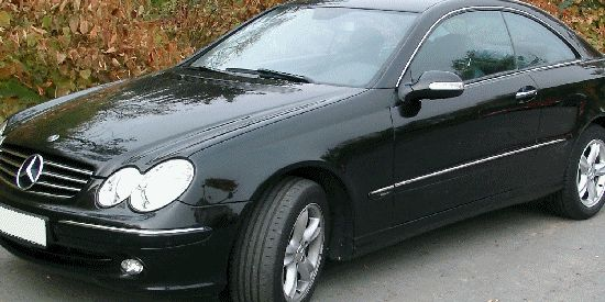 Kenya Mercedes Benz Clk 200 Parts