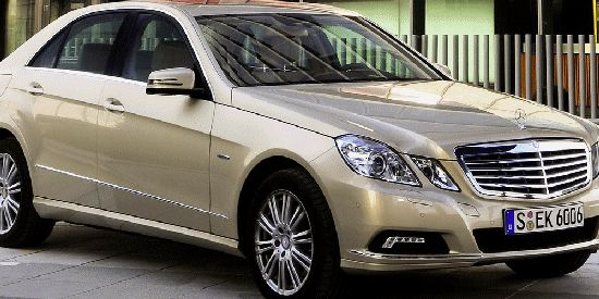 Kenya Mercedes Benz E250 Elegance Parts