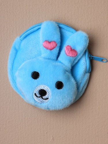 Girls rabbit purse-574