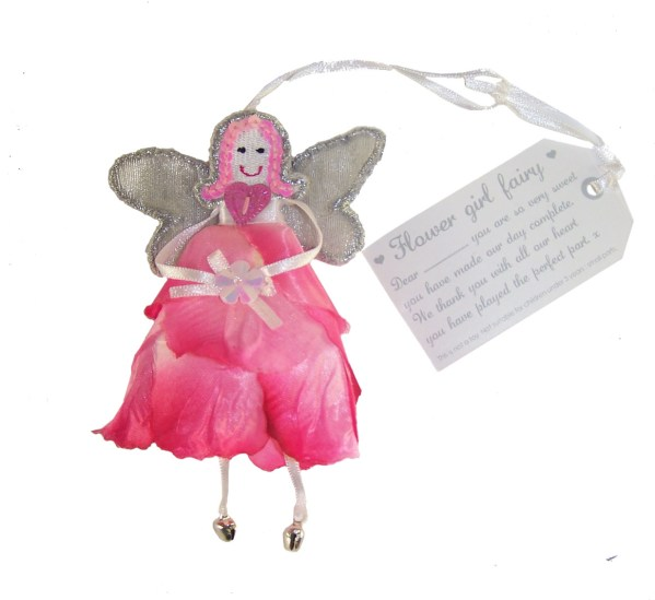 Fair Trade Fairies-Flower girl fairy-0