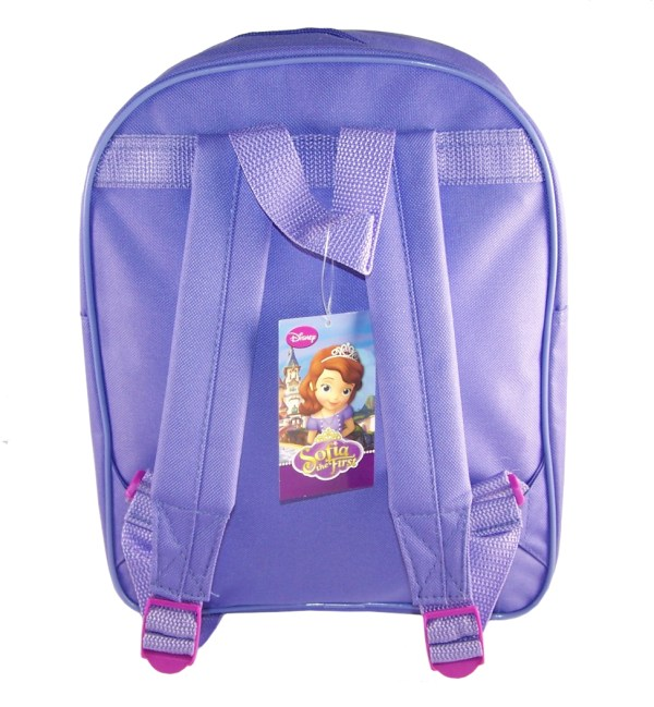 Disney Princess Sofia lilac backpack-2416