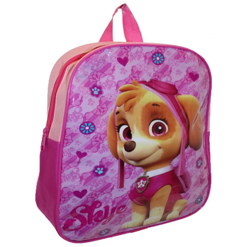 Paw Patrol Skye pink large backpack-0