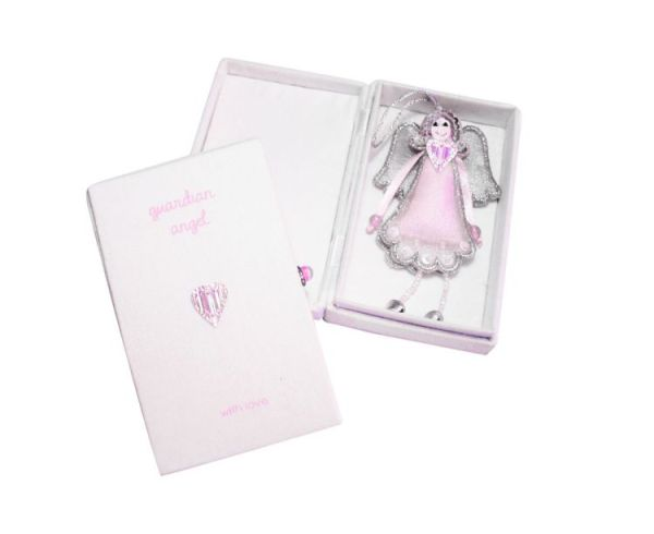 Guardian angel boxed keepsake gift -0