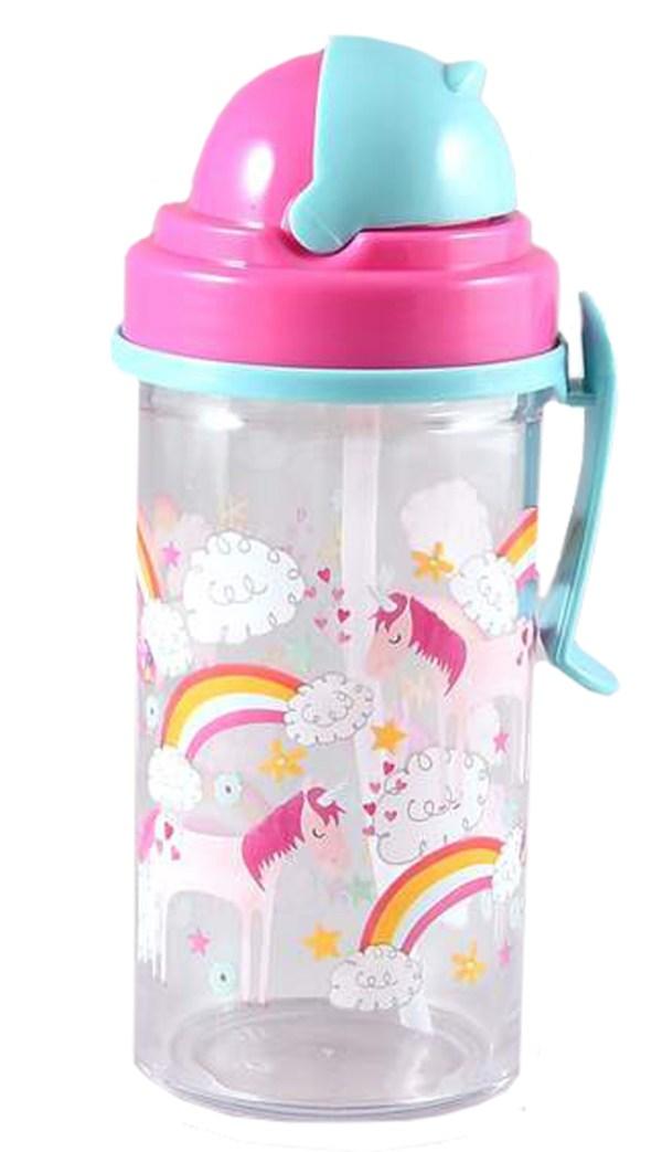 Unicorn water bottle-0