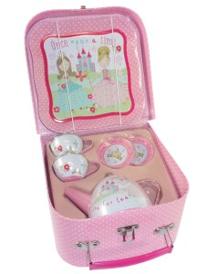 Childrens princess tea set