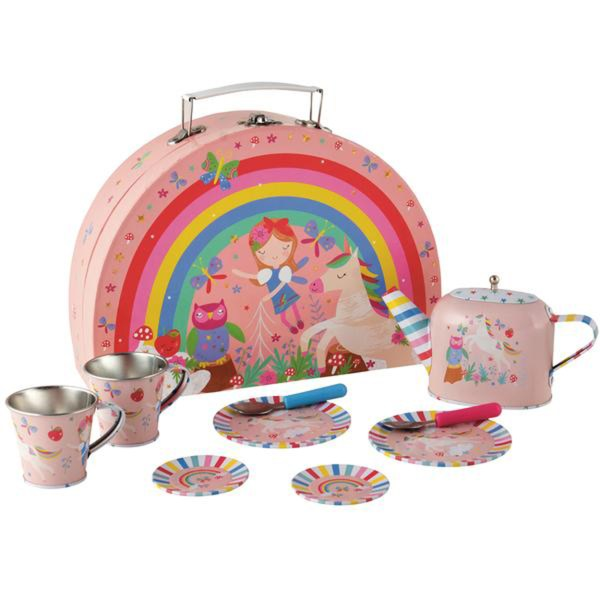 Childrens-unicorn-play-tea-set