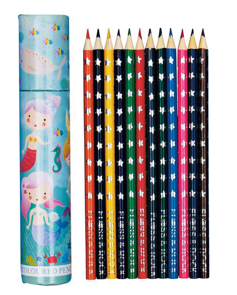 Mermaid Pencil set