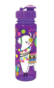 Llamas water bottle