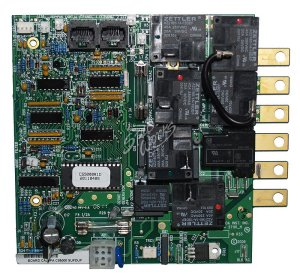 CAL SPAS C2100R1B AND CS5000R1D CIRCUIT BOARD | The Spa Works