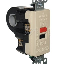 leviton 240 volt high current gfci spa ground fault circuit  [ 800 x 1001 Pixel ]