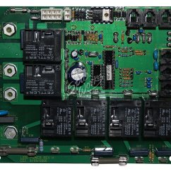 Marquis Spa Parts Diagram Toyota Hilux Wiring 2008 Vita L200/l100 Circuit Board, Spa-linc Ready 8 Pin (1999 To 2002)   The Works