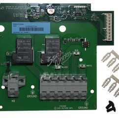 2002 Cal Spa Wiring Diagram Three States Of Matter Caldera Replacement Heater Relay Board The Works