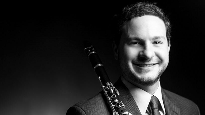 Clarinetist Jonathan Cohen
