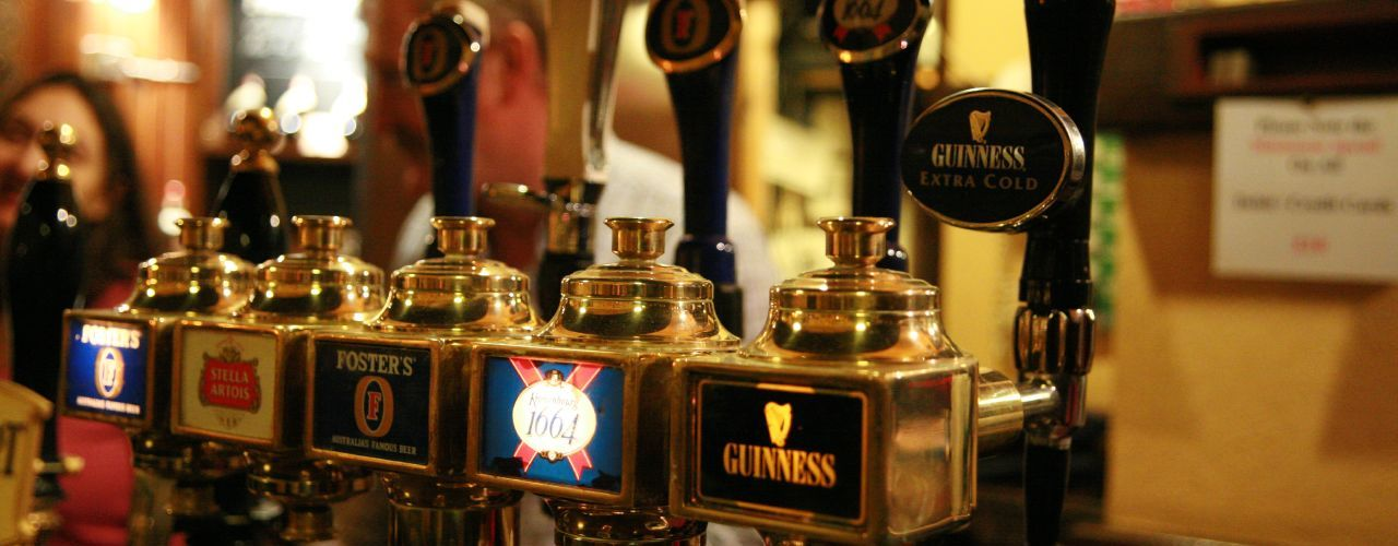 Cover Image - Various Beers on Tap