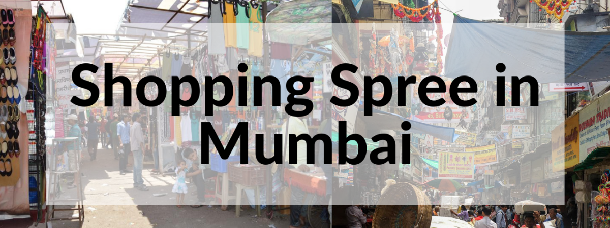 Mumbai Shopping Markets