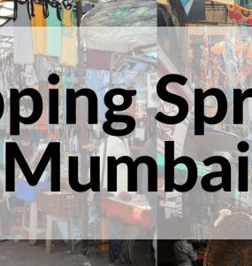 Mumbai Shopping Markets