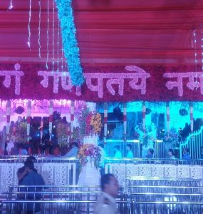 Cover Image of Blog - Ganesh Chaturthi at Siddhivinayak Temple