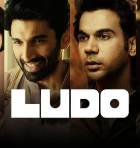 Ludo - Netflix Movie - Poster