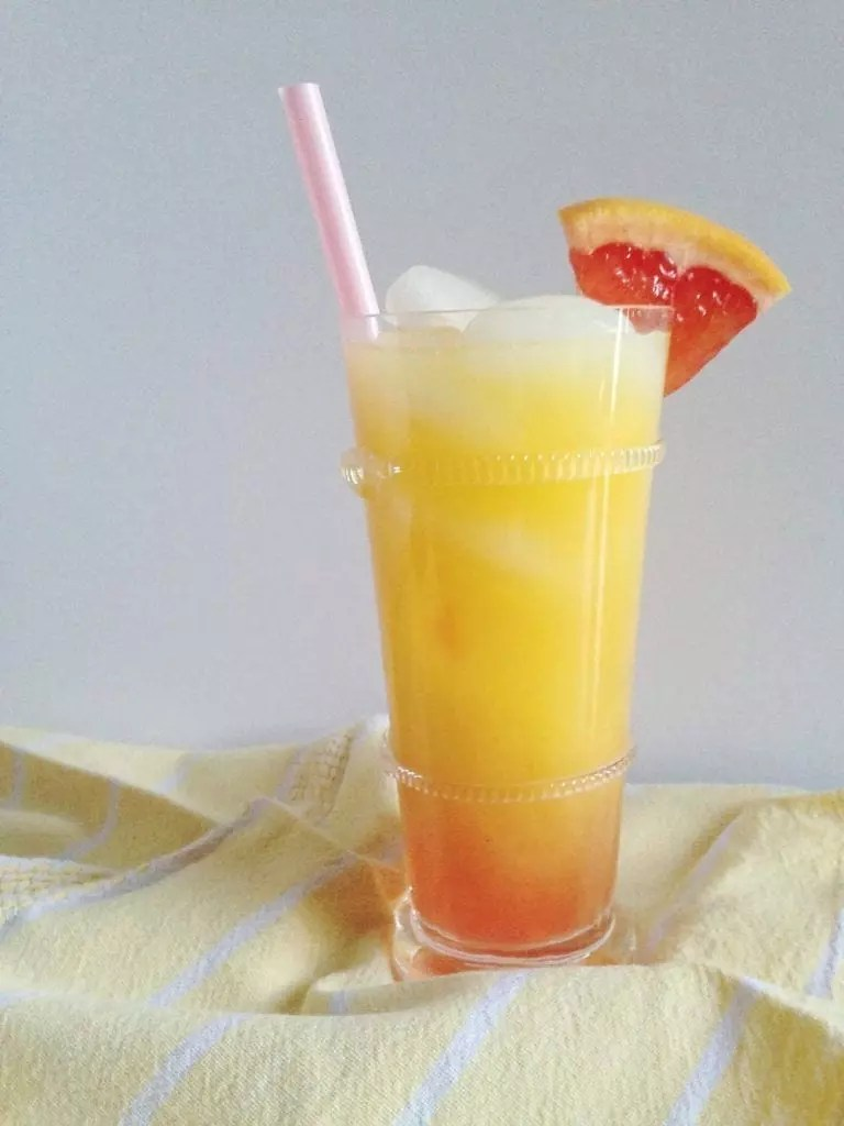 Sweet Sunrise Mocktail  The Speckled Palate