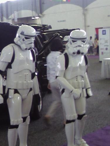omg stormtroopers