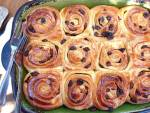 recipe for spelt buns