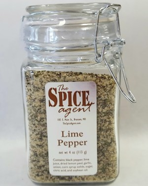 Lime Pepper Blend