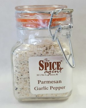 PARMESAN GARLIC PEPPER