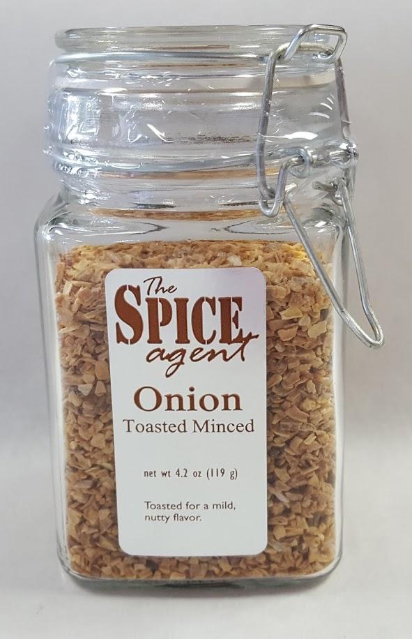 Onion, Toasted Minced
