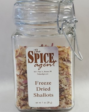 Shallots, Freeze Dried