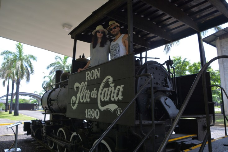 Next stop, rum-heaven!