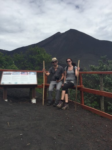 Volcano mirador