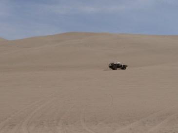 Dune buggy tourism