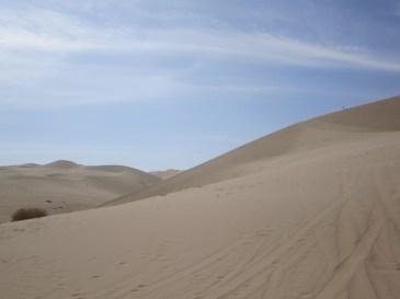 Epic dunes