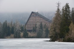 Picturesque lake hotel