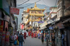 Temple in McLeod Ganj